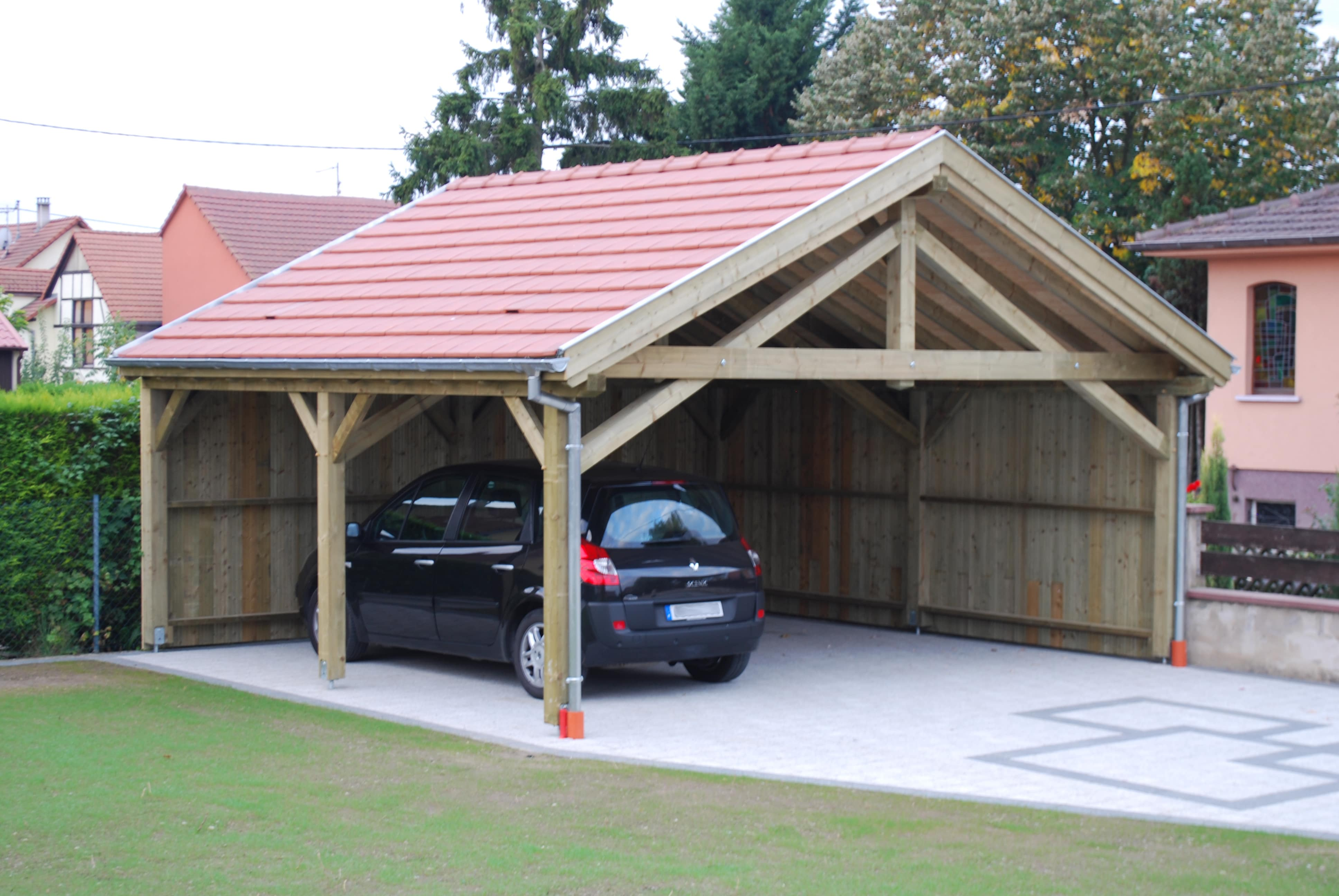 installation carport et abris de jardin en alsace misterbois. Black Bedroom Furniture Sets. Home Design Ideas